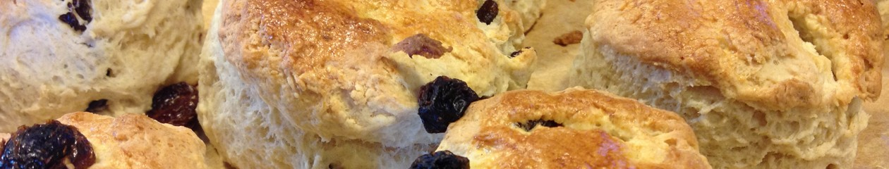 Scones with a dash of politics
