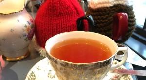 tea and tea cosies