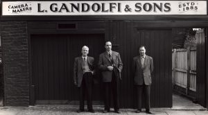 Picture of the Gandolfi works in London