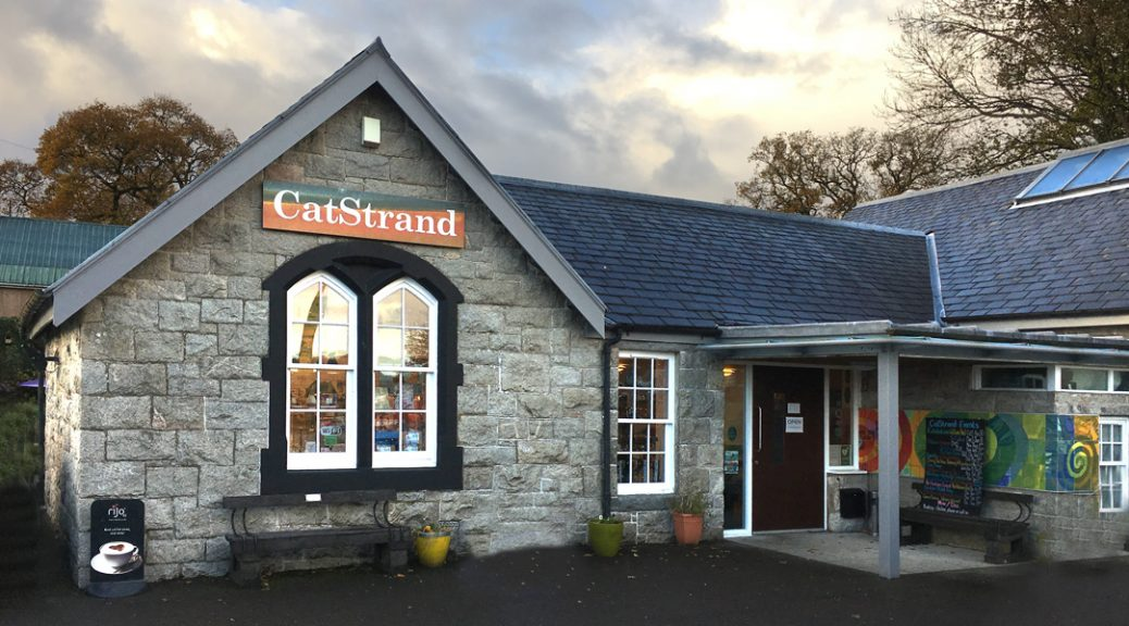 Picture of exterior at The Catstrand in New Galloway