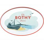 Logo for The Bothy Bistro, Burghead