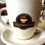 Photo of a coffee cup at Second Cup, Portobello Road, London