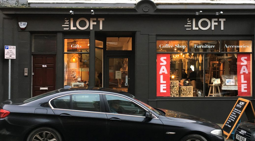 Picture of the exterior at The Loft, Crieff