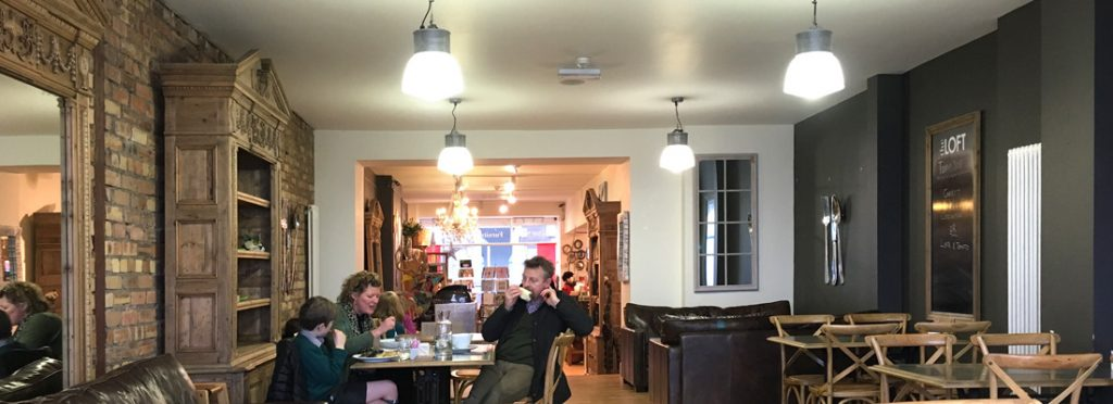 Picture of the interior at The Loft, Crieff
