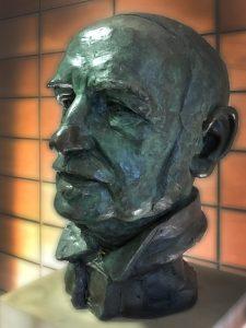 Bust of Sir George Beatson