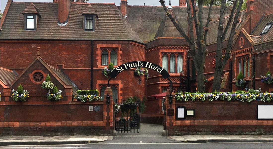 St Pauls Hammersmith Hotel