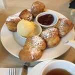 Scones at St Paul's Hotel, Hammersmith