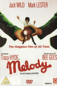 Poster for the film 'Melody', filmed at St Paul's Hotel, Hammersmith