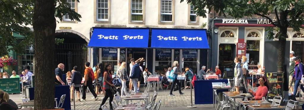 Petit Paris at the Edinburgh International Festival