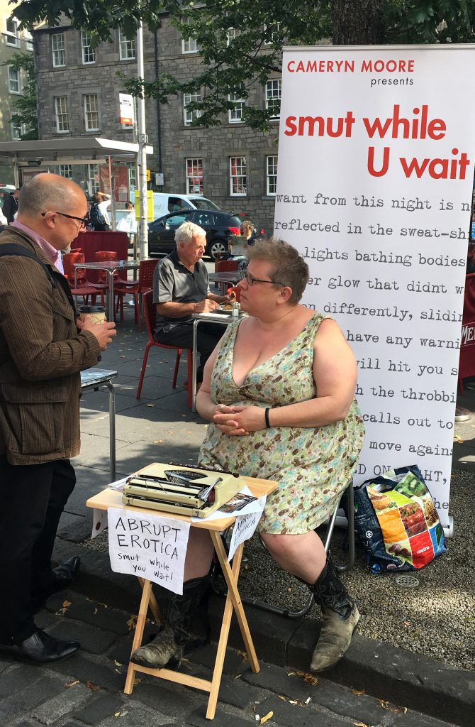 SMUT in the Grassmarket at Edinburgh International Festival