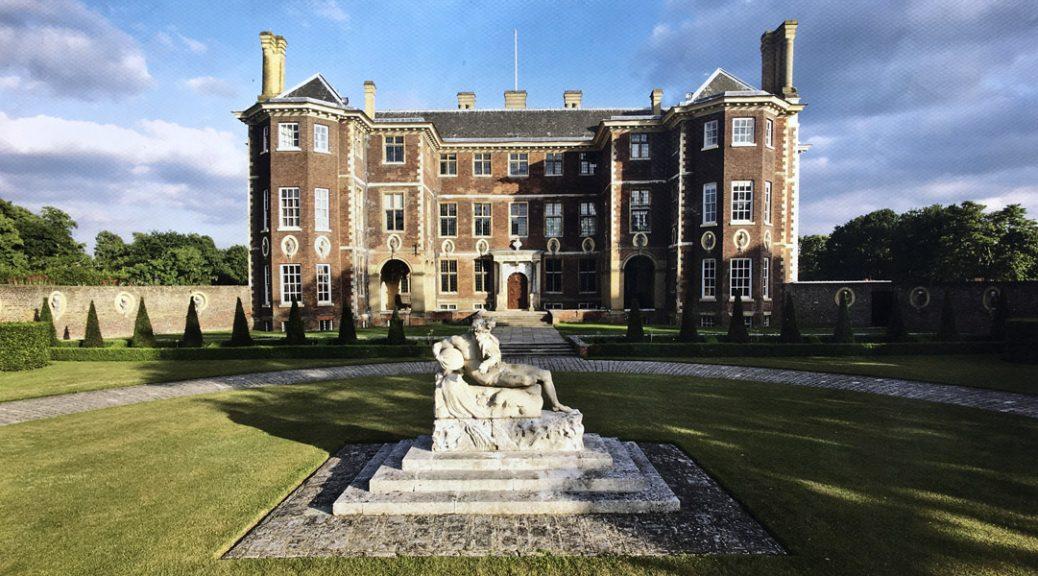 Exterior view of Ham House