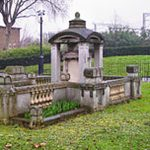 K2 Sir John Soane's Mausoleum in Old StPancras Churchyard