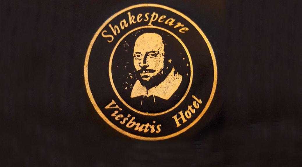 Shakespeare Hotel in Vilnius
