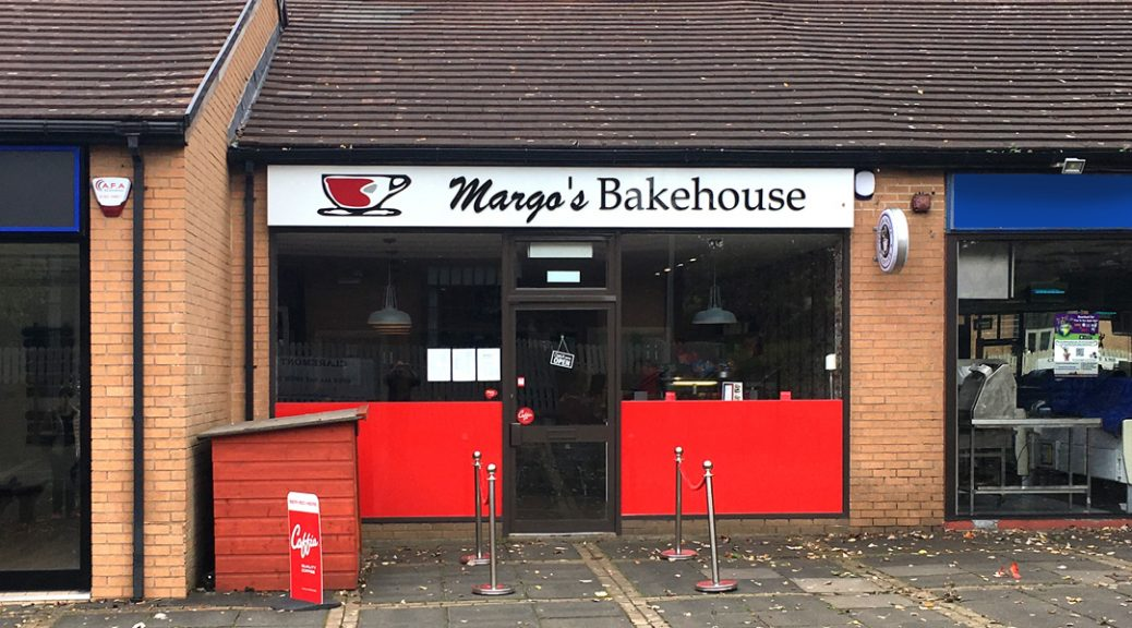 External view of Margo's Bakehouse, Polmont