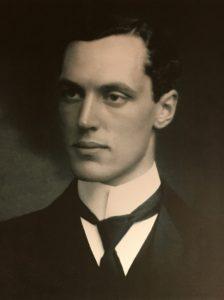Portrait of founder of John Lewis