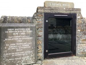 Login's Well, high Street Stromness, Orkney