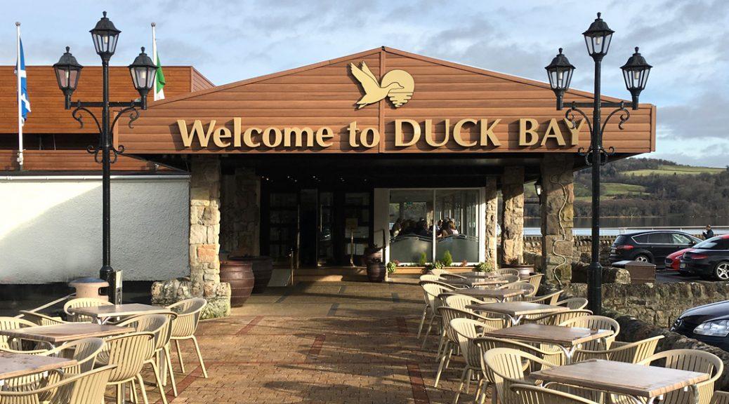 Duck Bay Marina >> Bobby S At Duck Bay Scones History And A Dollop Of Politics